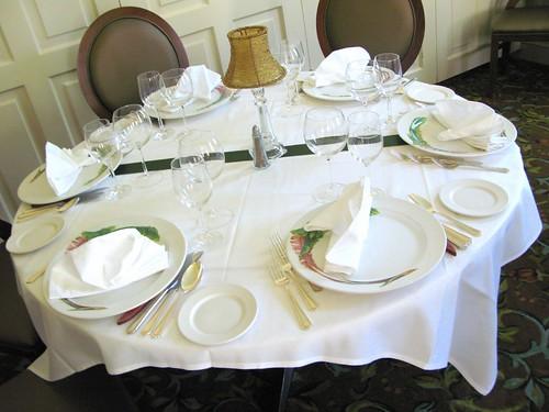 palace dining