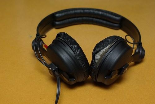 HD25-1:change ear pad 2