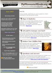 June 2007 MMW monthly update screencap