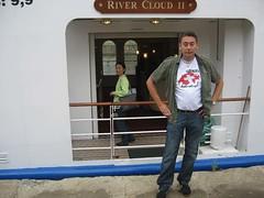 Sonntag Mike mit River Cloud
