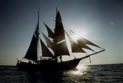 Full Sail Silhouette