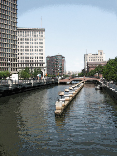 Providence River/Canal