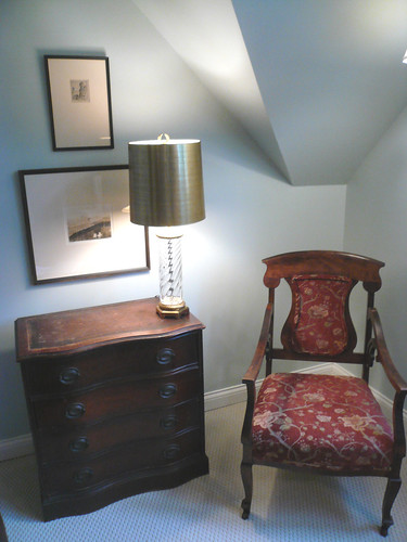 Chair and Chest