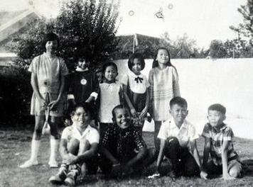 Obama Childhood Photo from Menteng, Jakarta