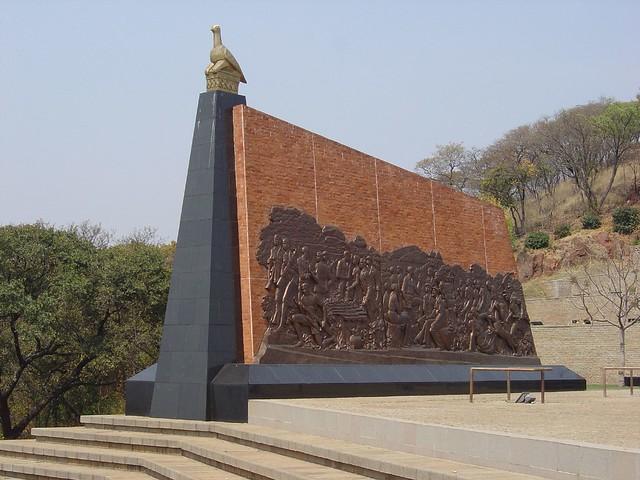 Heroes Acre, Harare, Zimbabwe
