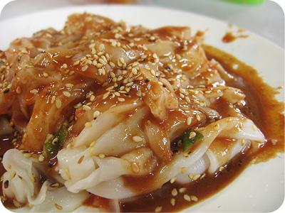 Petaling St chee cheong fun