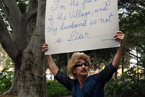 APEC Protest Sydney Hyde Park 08/09/2007