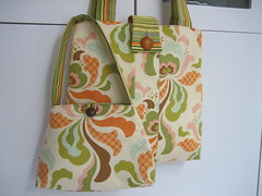 Mommy and Daughter Bags