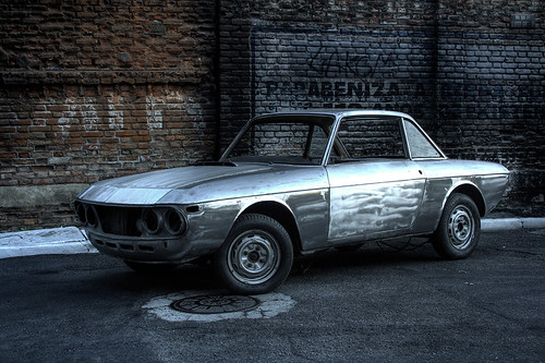 Lancia Fulvia 1967