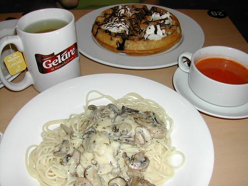 Dinner @ Gelare