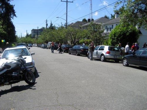 Street of sales