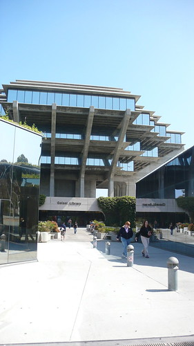 Geisel Library, University of San Diego