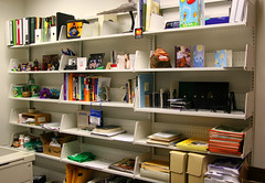 A Librarian's Office: My Shelves