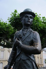 Charlie Chaplin, Vevey, Switzerland - Project ...