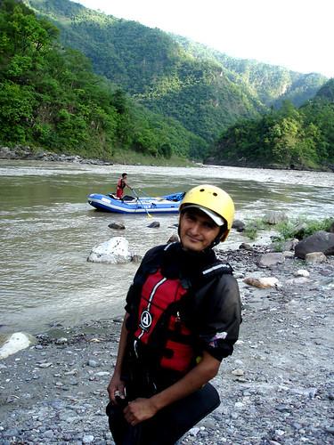 Kayak Rider