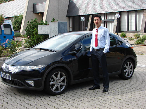 With Honda   Civic