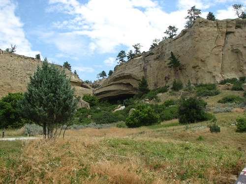Pictograph caves