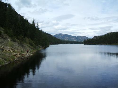 Rose Valley Dam....