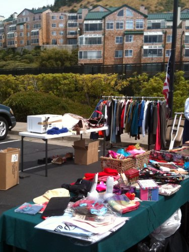 Condo parking lot sale