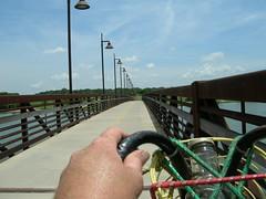 white rock lake bike ride