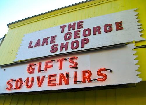 Lake George Shop Gifts Souvenir