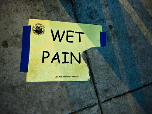 Wet Pain