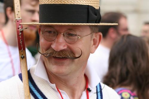 English Moustache