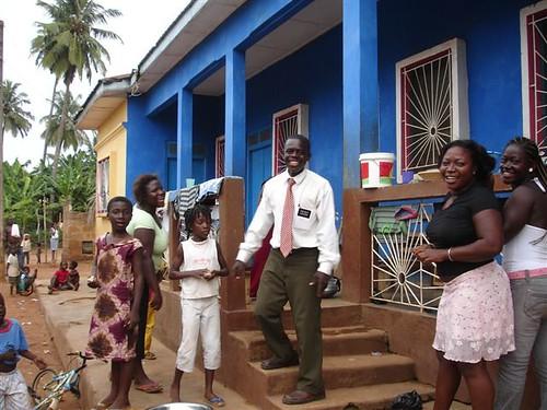 Ghana Mission 785