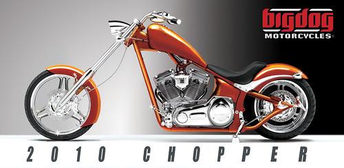2010 Big Dog Chopper