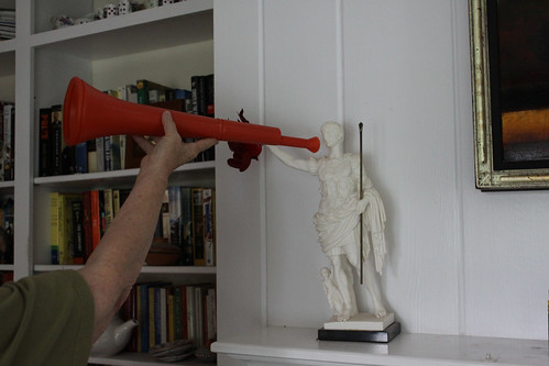 Augustus of Vuvuzela Porta