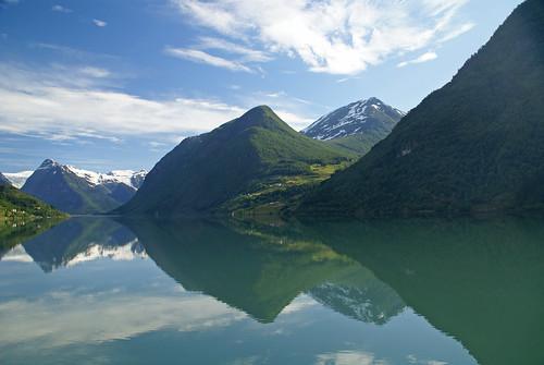 Postcard Fjord