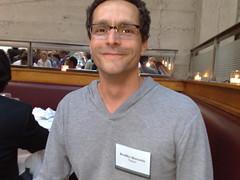 The guy who bought Flickr, Bradley Horowitz of Yahoo