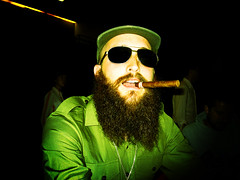 I am Fidel Castro and we have come to liberate Cuba.