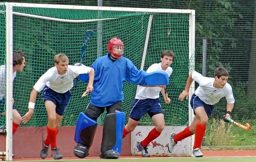 FRA vs SCO U18 juin 2007