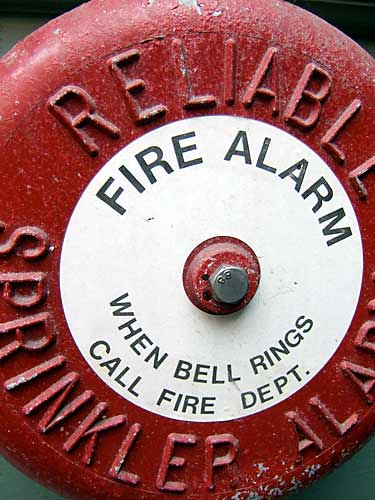 Fire Alarm - Tribeca