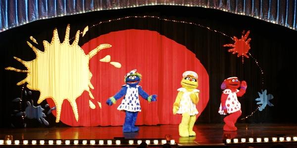 Sesame Street Live: Elmo's Coloring Book - 5