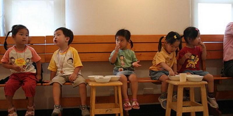 【博物館】郭元益糕餅博物館:zoyo第一次自己做蛋糕(3 ys)