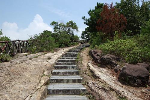 Junjian Rock Hiking Trail