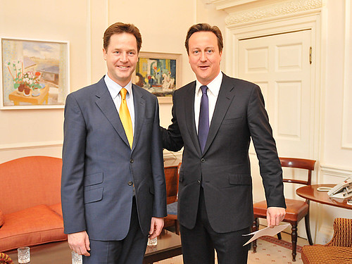 Meeting in Downing Street