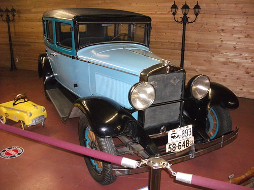 1929 Huppmobile Series A