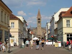 Brandenburger Strasse, Potsdam (Courtesy of Gertrude K on Flickr)