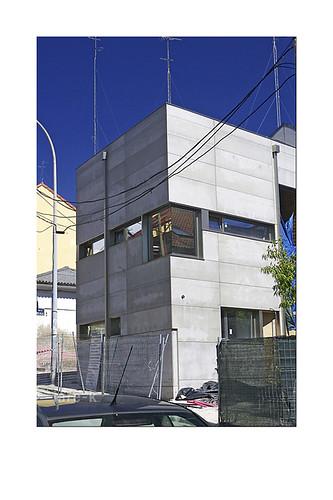 vivienda unifamiliar coruña - arquitecto alberto corral