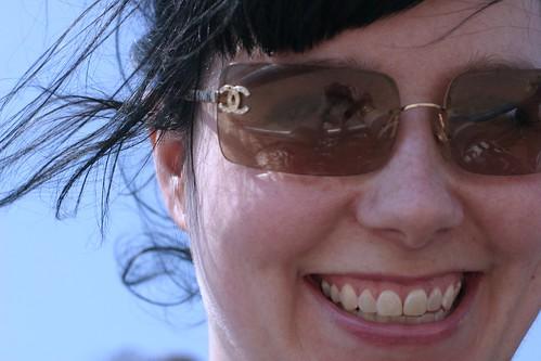Coney Island Self Portrait