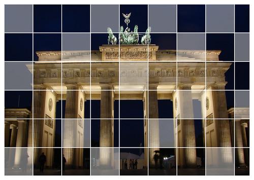 Mosaico de la Puerta de Brandemburgo