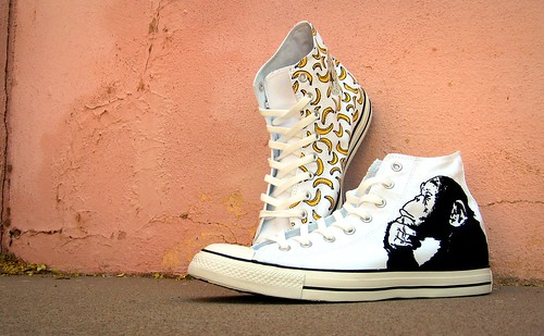 Darwin Bananas Chucks