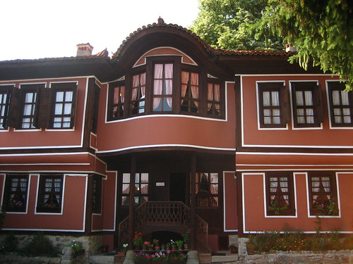 Large house in Koprivshtitsa