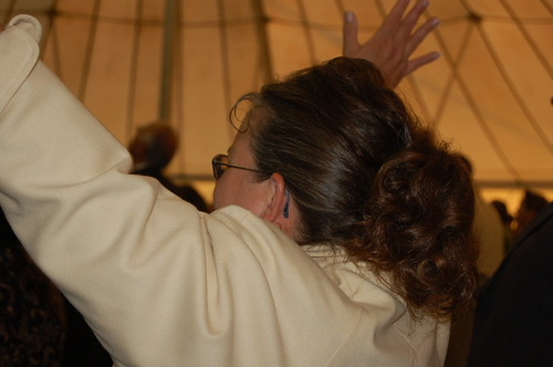 Rebecca Worshipping