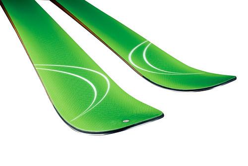 Indigo Boa Ski Detail 2008
