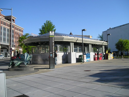 Georgia Ave/Petworth Metro