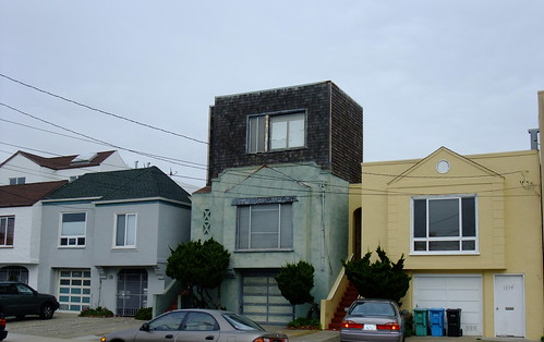 The Spirit of Carville still lives on. Ocean Beach, Outer Sunset SF 3